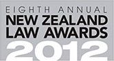 2012 Law Awards